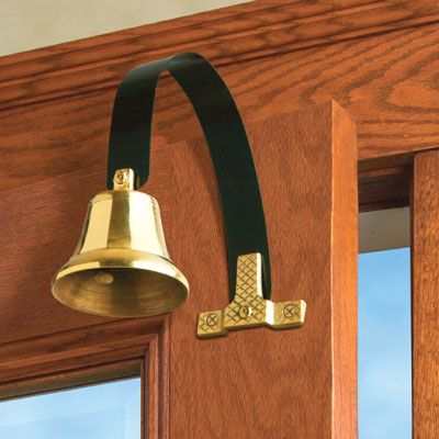 Bell for door