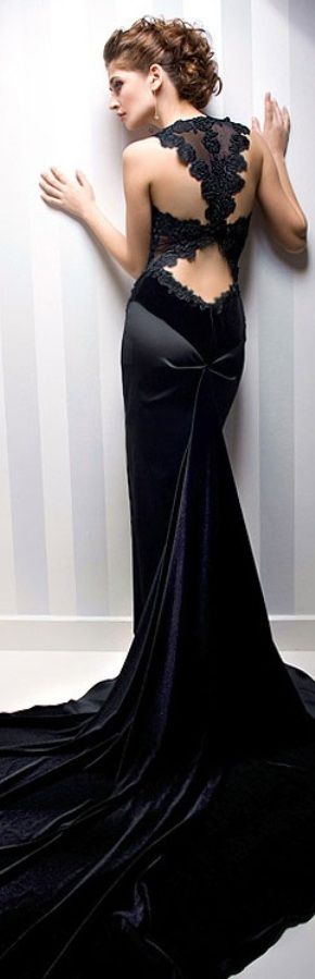 Attractive New Custom Prom Gowns V-Neck Formal Long Lace Mermaid Evening Dresses