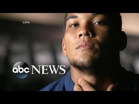 New post on Getmybuzzup TV- University of Pittsburgh Football Player Makes a Cancer Comeback- http://wp.me/p7uYSk-uat- Please Share