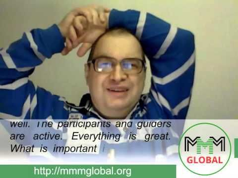 MMM Global is the best MMM Global, weekly news from Sergey Mavrodi  (2015.11.01)