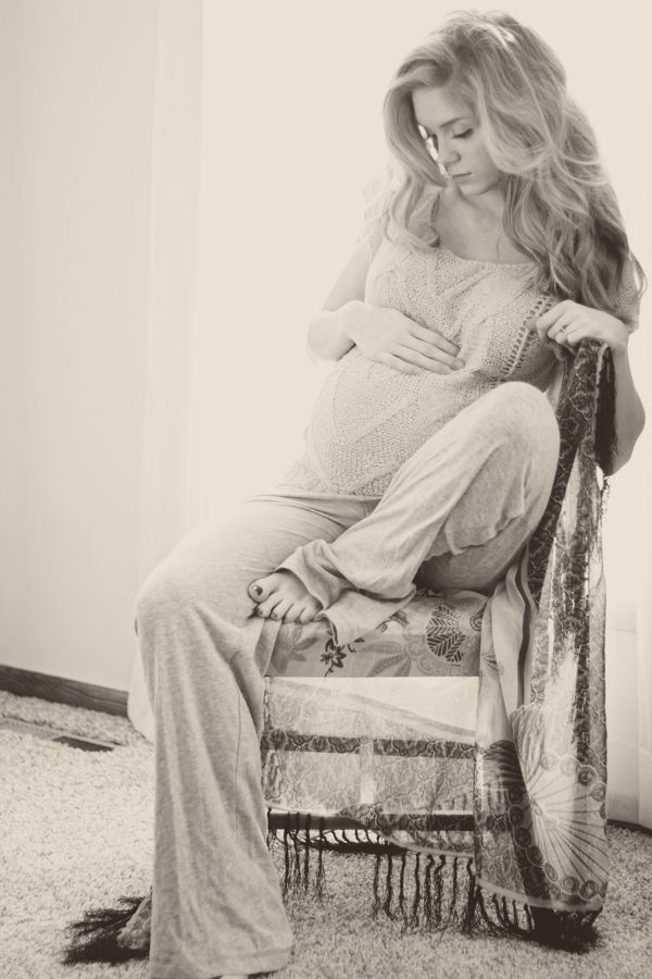 beautiful maternity pic