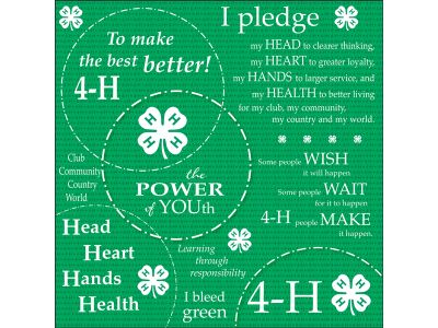 4h Themed - Scrapbook Paper, Supplies, Stickers, and More