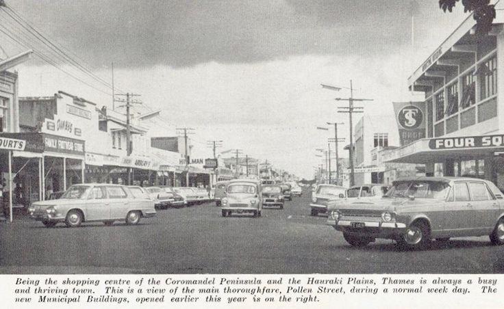 Bill ✔️ Thames, Pollen Street, 1967.  Cop the brand new Mark IV Zephyr!  New Zealand.    Bill Gibson-Patmore.  (curation & caption: @BillGP). Bill✔️