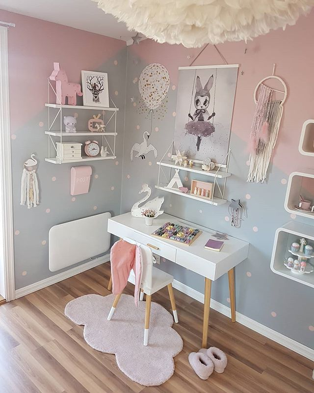 25 Girls Room Decor And Design Ideas