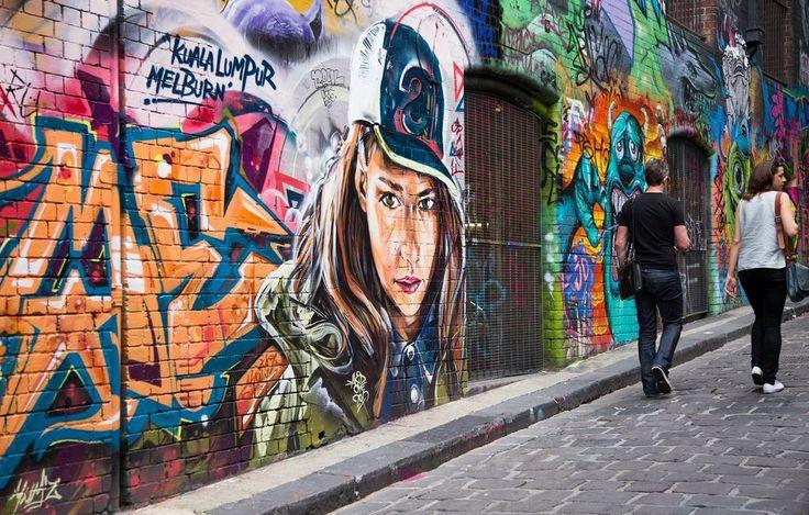 Urban walls: A Photo Essay on street art regenerating our cities #PhotoEssay #Photography #Graffiti #StreetArt #Melbourne #AustralianArt