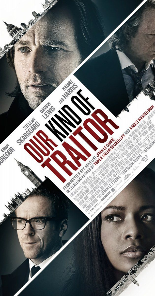 Directed by Susanna White.  With Carlos Acosta, Radivoje Bukvic, Stellan Skarsgård, Mariya Fomina. A couple finds themselves lured into a Russian oligarch's plans to defect, and are soon positioned between the Russian Mafia and the British Secret Service, neither of whom they can trust.