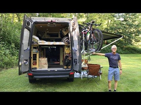 Winnebago Revel 4x4 Adventure Vehicle A Detailed