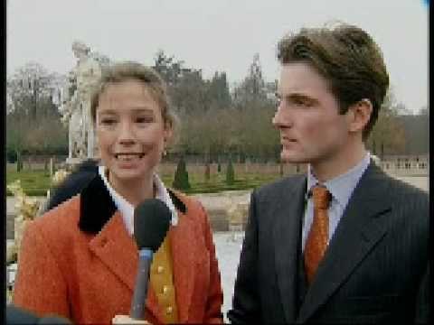 Engagement of Prince Maurits of Orange-Nassau & Marilène van den Broek