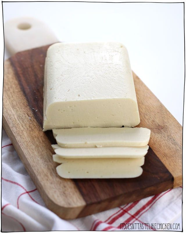 The Best Vegan Mozzarella Recipe Vegan Cheese Recipes Vegan Mozzarella Vegan Recipes Healthy