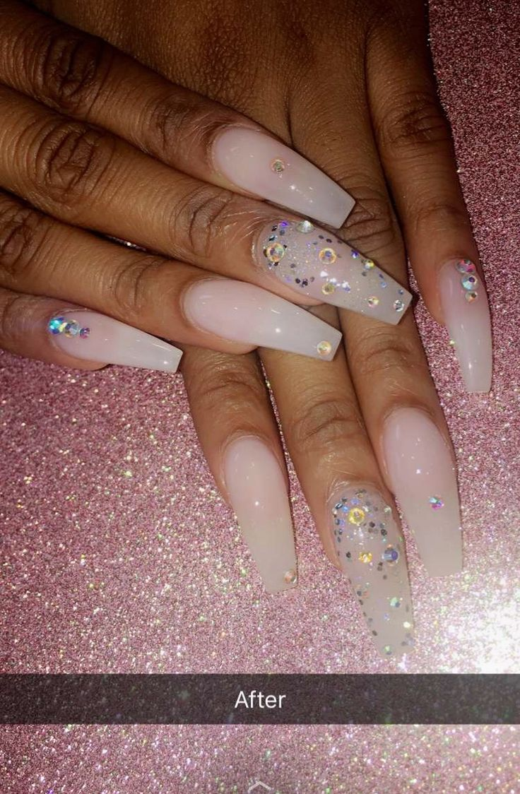 269 best nails images on Pinterest | Nail design, Casket nails and ...