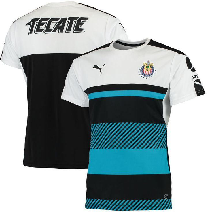 Chivas Puma 2016/17 Training Jersey - White/Blue