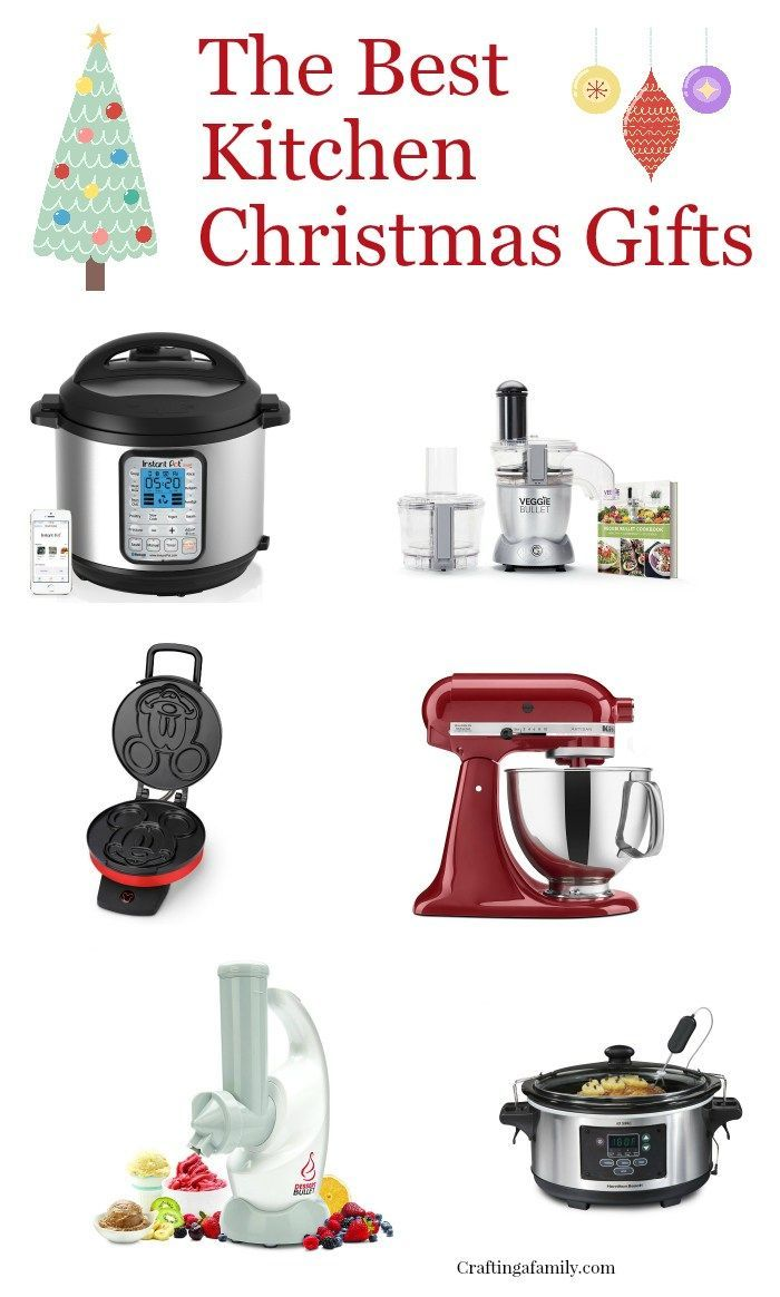 Kitchen Appliance Gift Guide Looking For Kitchen Ideas For Gifts This Year Want To Help The Mom S In Your Appliance Gifts Kitchen Gift Kitchen Christmas Gifts