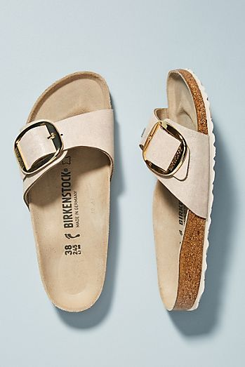 98b2835f0ba8 Birkenstock Madrid Sandals in 2019