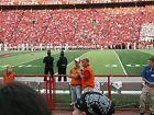 #Ticket  4) GREAT Nebraska Huskers vs Oregon Ducks Football Tickets w/prkg pass 09/17/16 #deals_us
