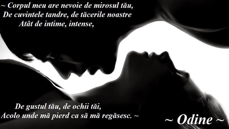~ Odine ~ Carte de Iubire~: ~ Surprinde-mă ~