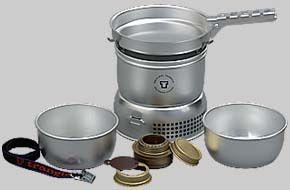trangia cooking system