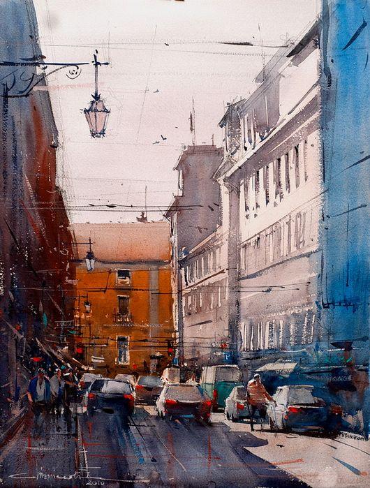 Lisbon by  Eugen Chisnicean