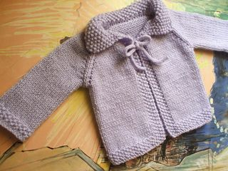 Knitting Jacket For Girl : Best baby girl cardigans knits collar images