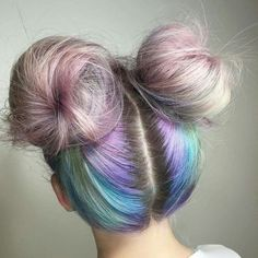A lovely way to color and style your hair.