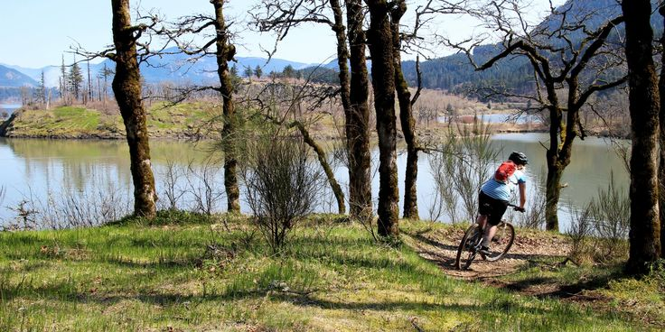 Looking for a quick escape from Portland to hone your trail riding skills? Cascade Locks Mountain Bike Trails provide the perfect place for beginners to work on gaining confidence on the single track and for experts to pump out several laps while working on increasing their speed through the banks.