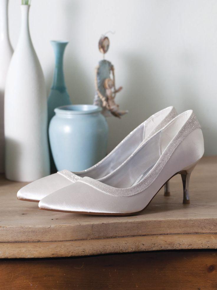 MADDIE Rainbow Club 2015 @Rainbow Club Bridal Available at www.emmavictoriapayne.com #bridalshoes #emmavictoriapayne #weddingshoes #rainbowclub