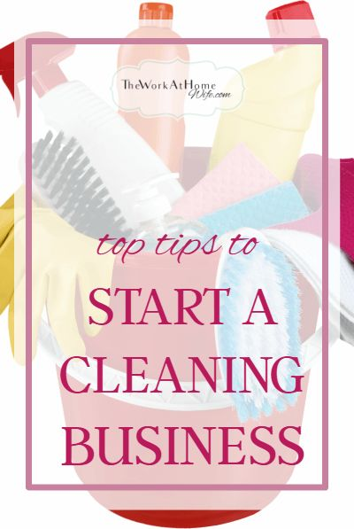 Are you considering starting a cleaning business? Follow these top tips that will help you start a cleaning business.
