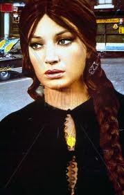 """Monica Vitti in """"La ragazza con la pistola """""""