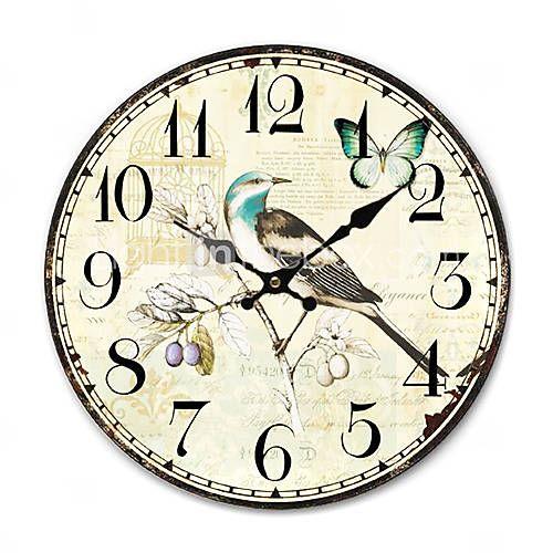country wall clock u2013