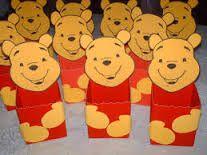 Resultado de imagen para regalitos souvenirs de winnie pooh