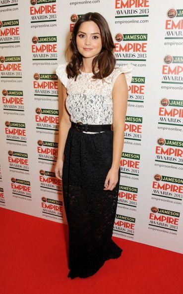 Jenna Coleman - Empire Awards