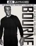 Jason Bourne: 5 Movie Collection [Digital Copy] [4K Ultra HD Blu-ray/Blu-ray] [Only @ Best Buy]