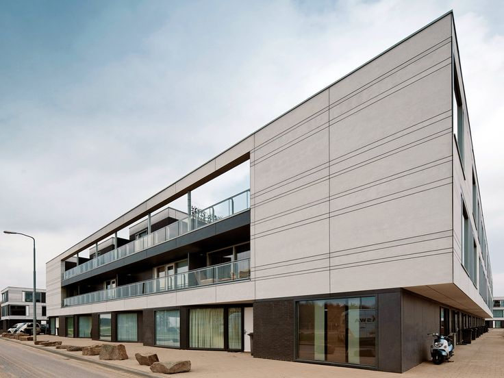 EQUITONE facade panels:The Netherlands Eindhoven Housing