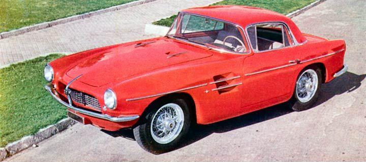 1955 Pegaso Z-103 Coupe (Touring)