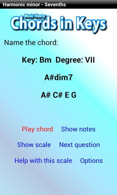 No.1 Music Theory App. Mapping Tonal Harmony Pro. From ...