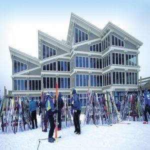 Marble Mountain Ski Resort -