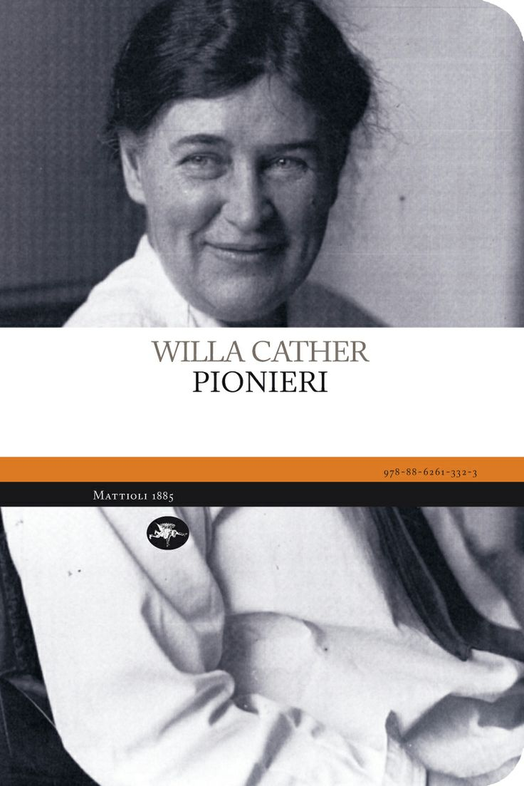 Willa Cather - Pionieri