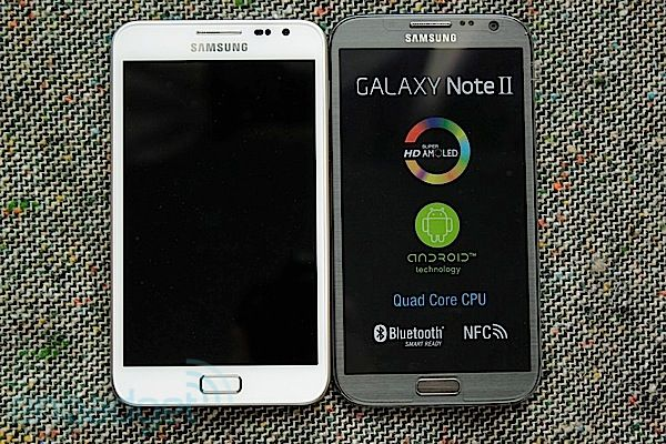 Samsung Galaxy Note II His and Hers