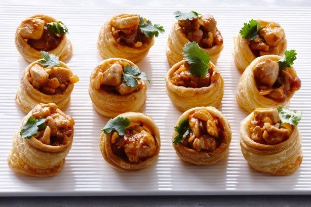 Entertain your guests with these bite-size nibbles. No one needs to know how easy they are to make.