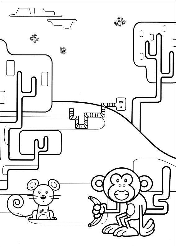 Wow Wow Wubbzy 4 Ausmalbilder Fur Kinder Malvorlagen Zum Ausdrucken Und Ausmalen Malvorlagen Lustige Malvorlagen Malvorlagen Zum Ausdrucken