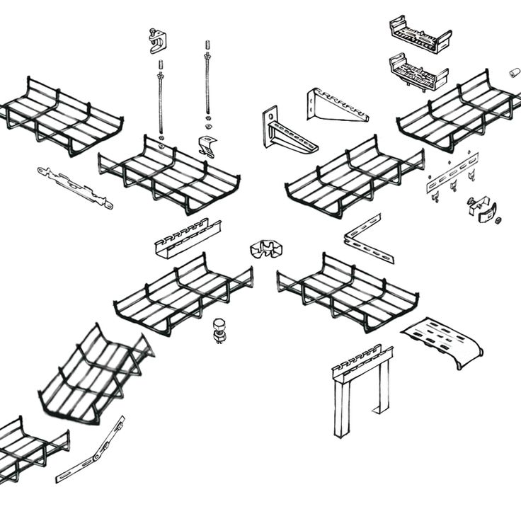 25  best ideas about cable tray on pinterest