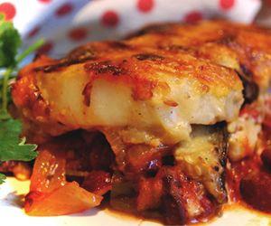 Vegetarian Moussaka: 235 Kcals Per Serving