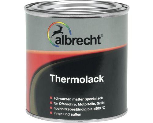 Albrecht Thermolack schwarz 375 ml