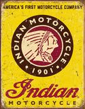 Motocicletas Indian, desde 1901