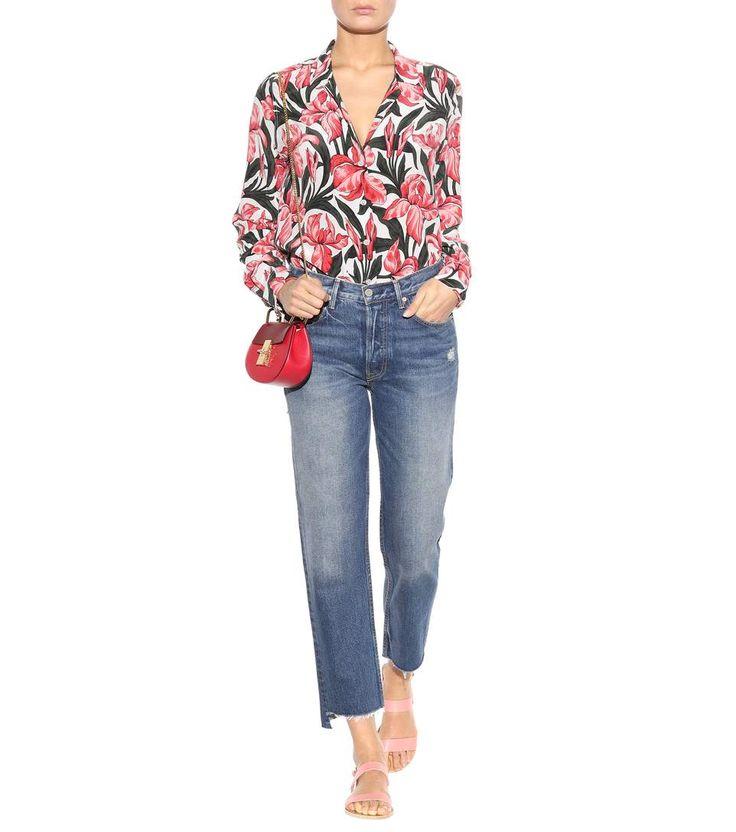 I FIORI DI EQUIPMENT: le camicie in seta di questo bellissimo brand piacciono moltissimo e non solo abbinate ai jeans! #montorsimodena #montorsiboutique #viaemilia87modena