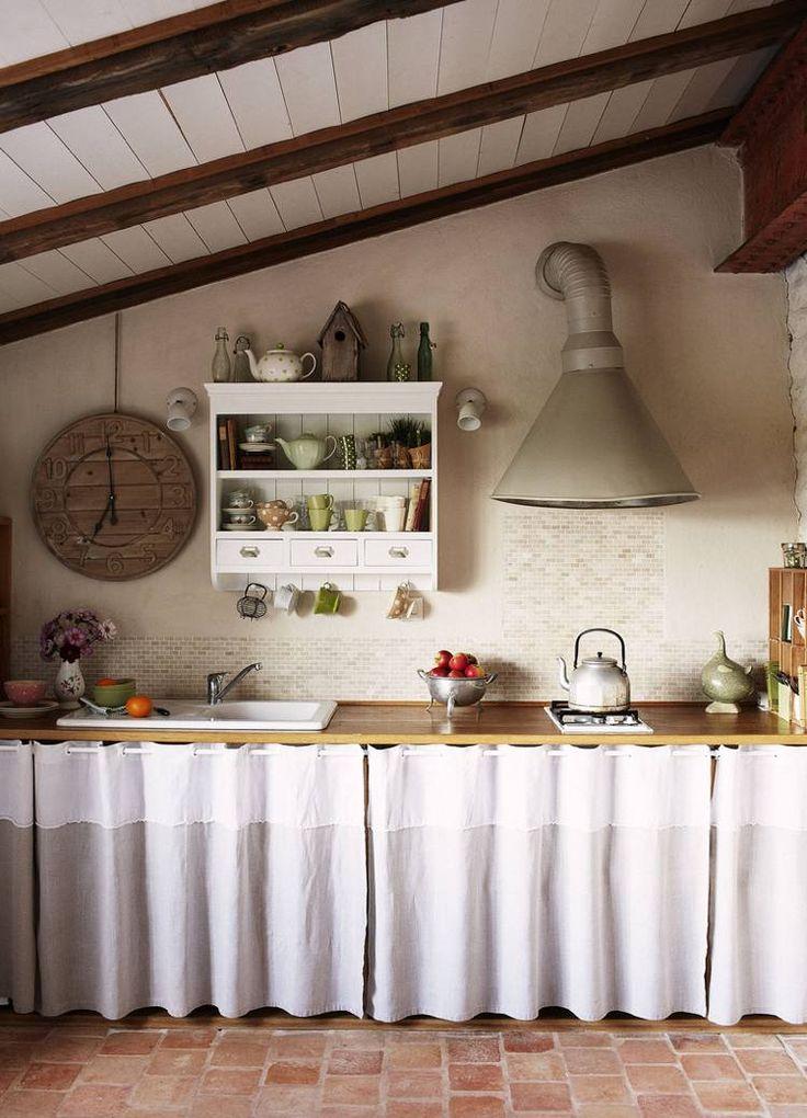 Les 25 meilleures id es concernant rideaux cuisine sur for Les decoration de cuisine