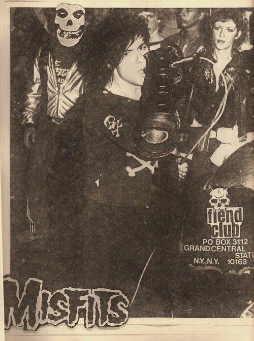 Misfits Glen Danzig- The Man