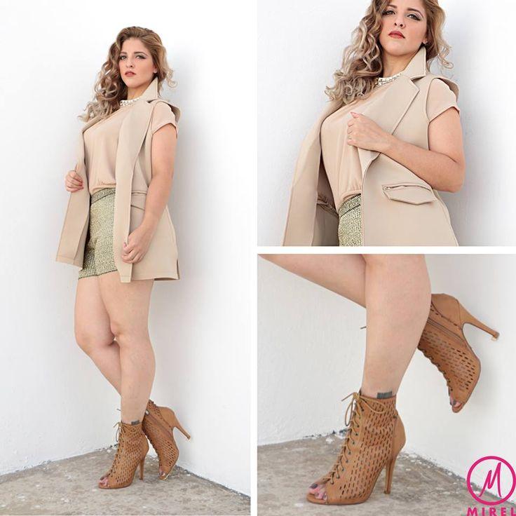Lo ultimo en moda para tallas extras en Mexico. El destino de compras para fashionistas plus size. Plus size outfit Fall- winter 2015 #plussizefashion #modatallasextras #mirelfashion https://www.facebook.com/media/set/?set=a.1511476895834635.1073741831.1477063539275971&type=3