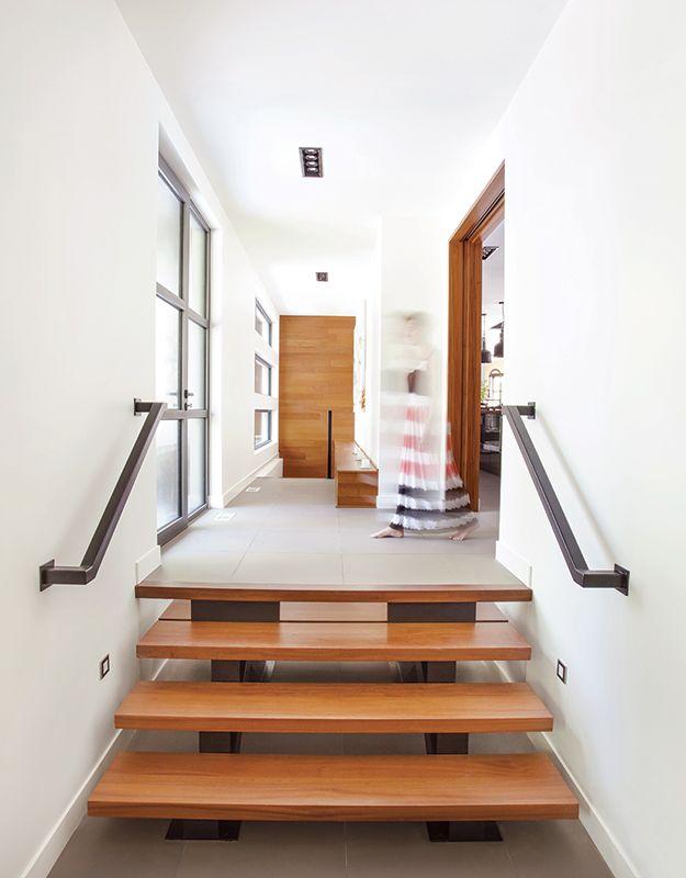 Les 72 meilleures images propos de entr es escaliers for Idee pour travailler chez soi