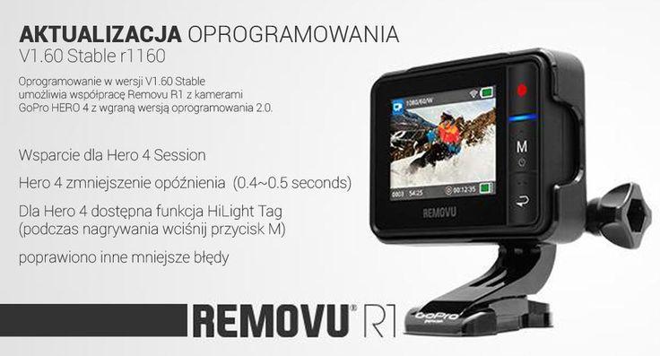 Przypominamy o aktualizacji dla Removu R1 #removu #firmware #update link http://buff.ly/1EfDDOf