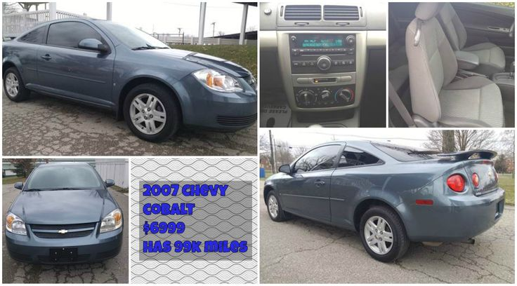 chevy cobalt  Car Dealz 500 Hill N Dale Shelbyville KY. Give us a call 216-544-3775 or www.cardealzky.com